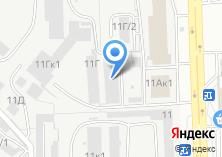 Компания «СТРИТ» на карте