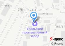 Компания «Велес-Сити» на карте