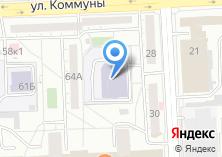 Компания «Коррекционная школа №127» на карте