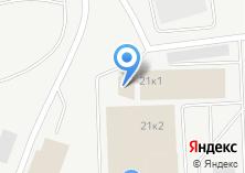Компания «НЬЮТЭК» на карте