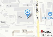 Компания «УютТеплоСтрой» на карте