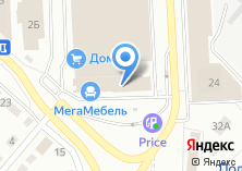 Компания «АвтоАвангард» на карте