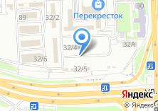 Компания «ОВК-Монтаж» на карте