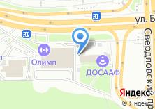 Компания «УралЛото» на карте
