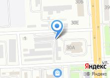 Компания «АвтоСлон» на карте