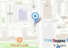Компания «Кликовоз» на карте