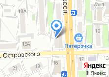 Компания «Центр занятости населения г. Челябинска» на карте