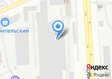 Компания «Новая идея» на карте