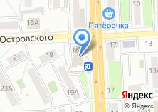 Компания «Прогресс Урал» на карте