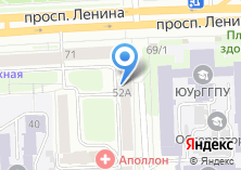 Компания «Мыльная опера» на карте