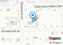 Компания «Мечел-Сервис» на карте