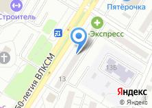 Компания «Дашеф» на карте