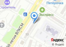 Компания «Центр остеопатии Доктора Козлова» на карте