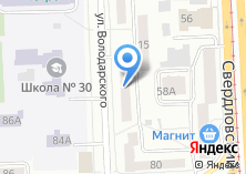 Компания «ZOTOV-EVENT» на карте