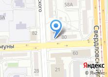 Компания «Арктур» на карте