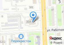 Компания «Государственный архив Челябинской области» на карте