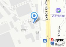 Компания «КРОНАПРОМ» на карте
