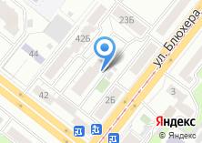 Компания «Акрон» на карте