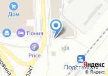 Компания «УРАЛМЕТ» на карте