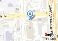 Компания «Агентство Алфавит» на карте