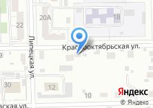 Компания «Rpotolok - натяжные потолки» на карте
