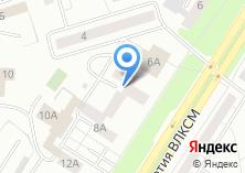 Компания «Екимов Е.С» на карте