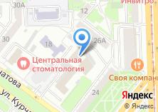 Компания «Центр защиты автомобиля» на карте