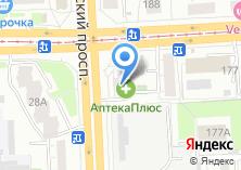 Компания «Фото-копи-центр» на карте
