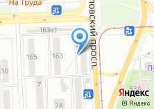 Компания «Потолок Group» на карте