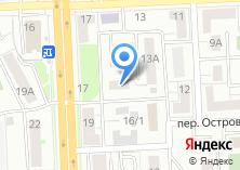 Компания «Уралэнерготрэйд» на карте
