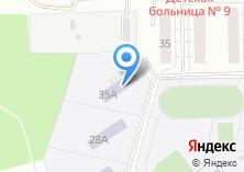 Компания «Социально-реабилитационный центр для несовершеннолетних Металлургического района» на карте