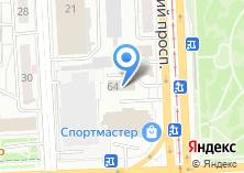 Компания «Викон» на карте