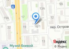 Компания «Центр проката строительного оборудования» на карте