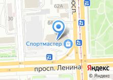 Компания «Одобрение» на карте