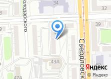 Компания «IT QS» на карте