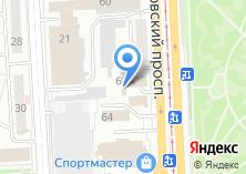 Компания «Шаман» на карте