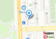 Компания «СЕВОС» на карте