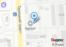 Компания «ЗауралГидроМаш» на карте