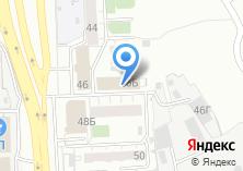 Компания «Урал Метиз Комплект» на карте