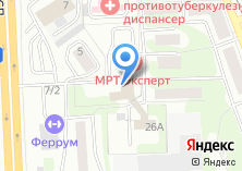 Компания «На Каслинской» на карте