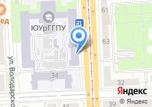 Компания «ЧГПУ» на карте