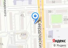 Компания «Единый центр защиты» на карте