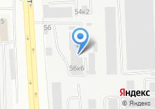 Компания «ЕвроЛесЧелябинск» на карте