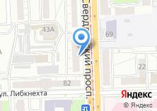 Компания «Медипарт-Челябинск» на карте