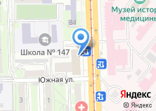 Компания «Адвокатский кабинет Коршунова А.Г.» на карте
