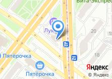 Компания «PROmoycar» на карте