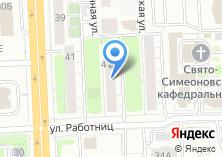 Компания «ПринтеК» на карте