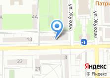 Компания «Abc» на карте