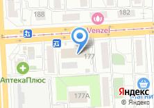 Компания «Инджой» на карте