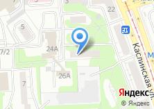 Компания «ДАР/ВОДГЕО» на карте